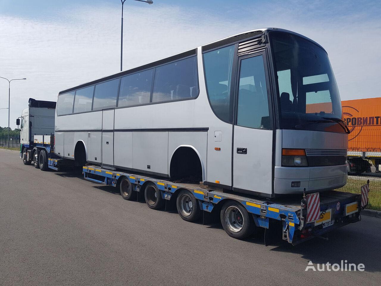 turistinis autobusas SETRA dalimis