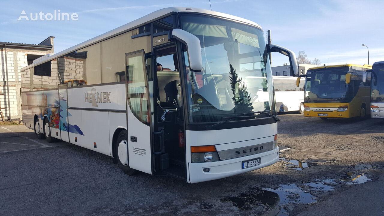turistinis autobusas SETRA 317 GT-HD