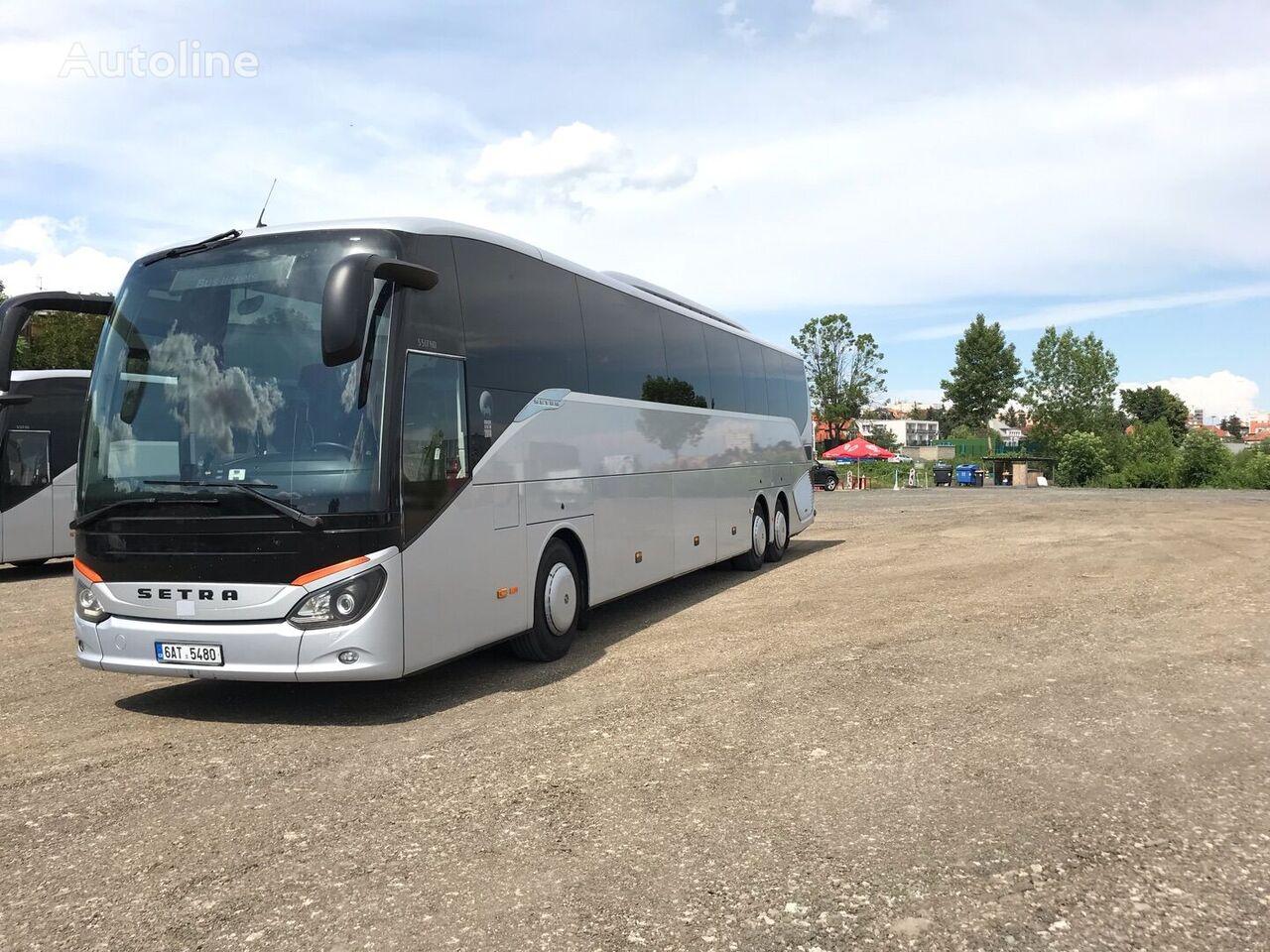 turistinis autobusas SETRA ComfortClass S 517 HD