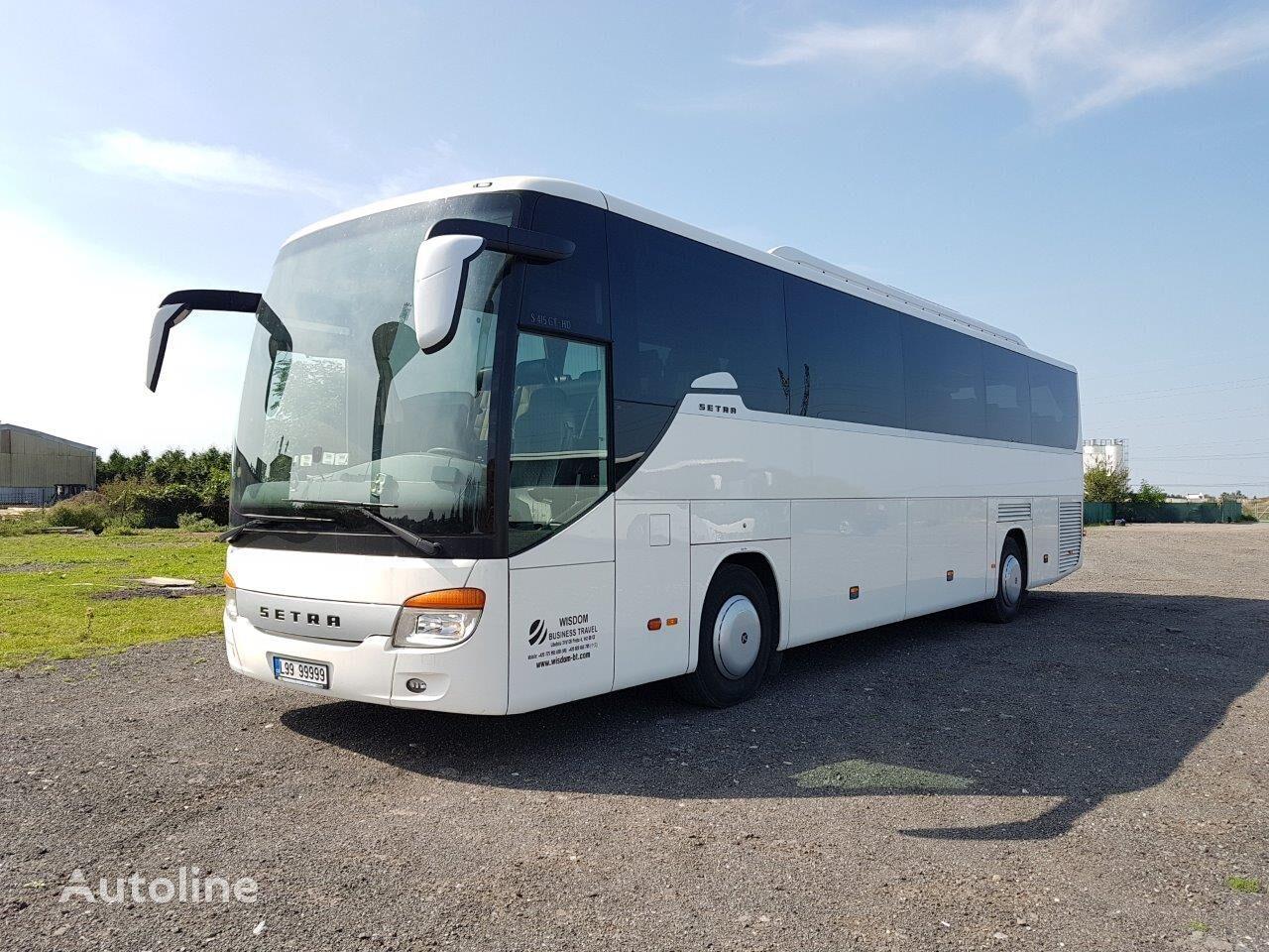 turistinis autobusas SETRA S 415 GT-HD