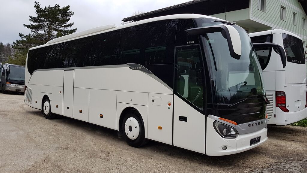 turistinis autobusas SETRA S 515 HD /53 SS/EURO 6/AUSTRIAN BUS-FIRST OWNER/TOP!!!