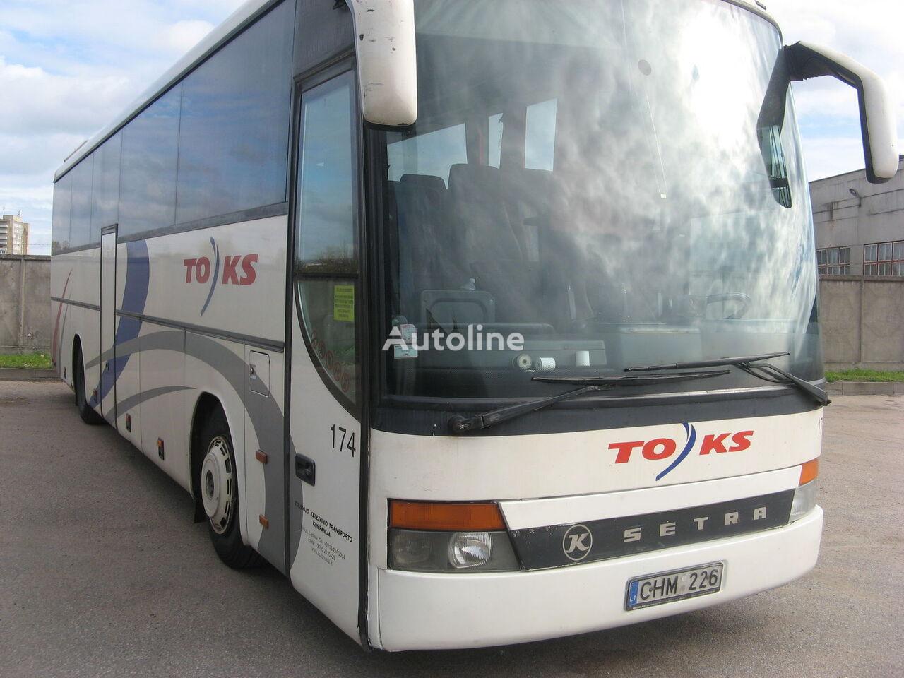 turistinis autobusas SETRA S315 GT-HD