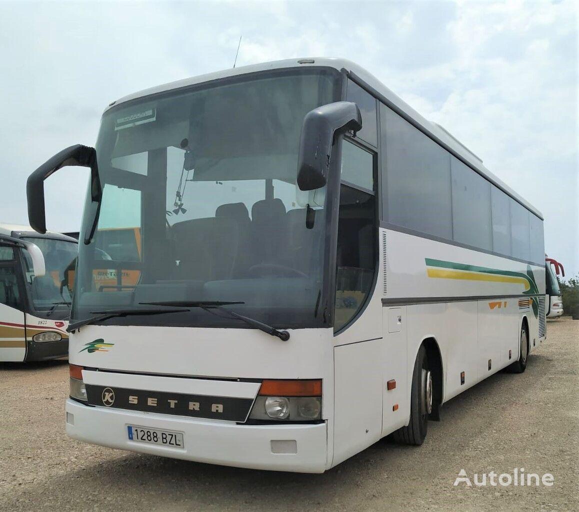 turistinis autobusas SETRA S315 GT-HD MOTOR MERCEDES