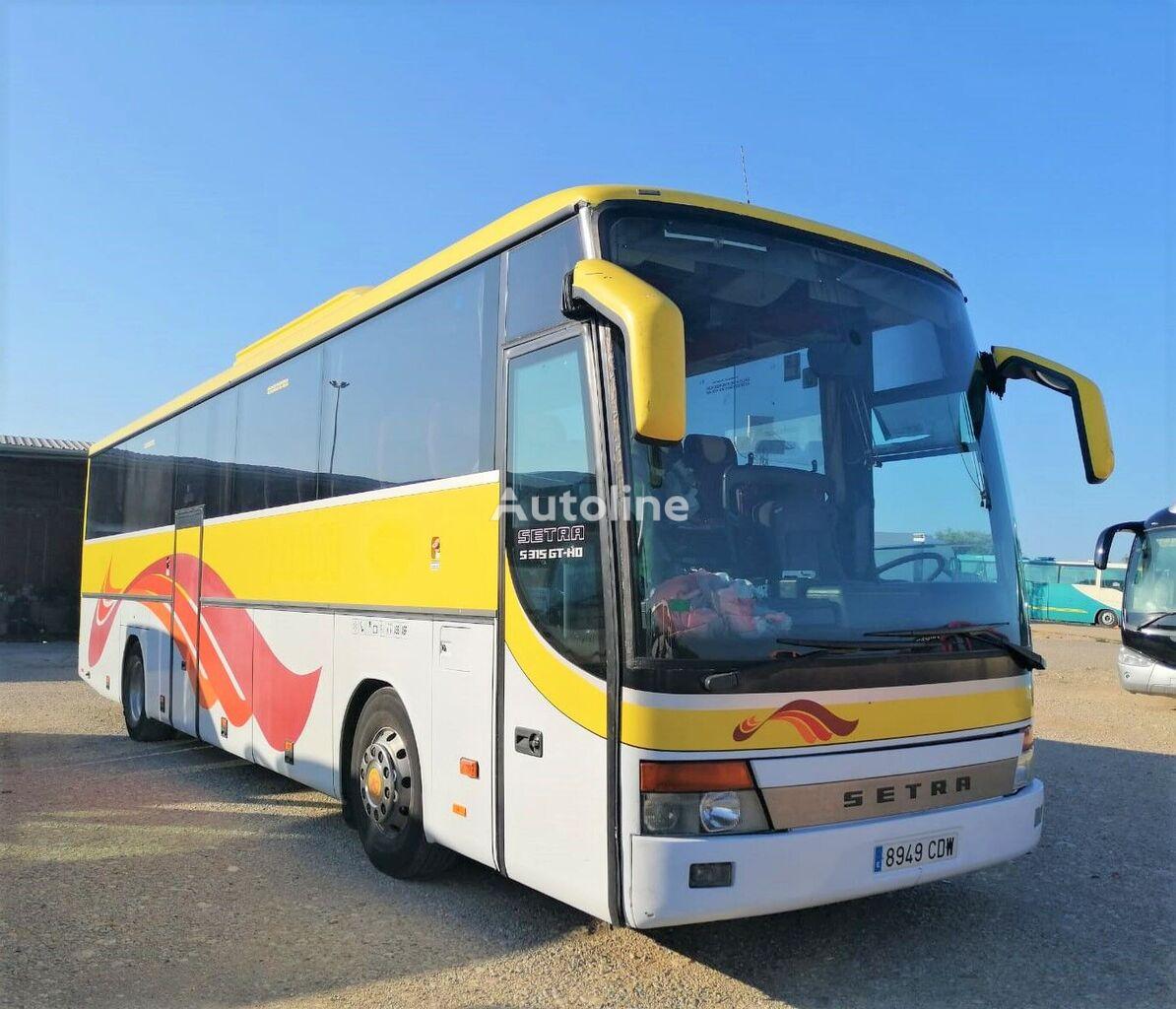 turistinis autobusas SETRA S315 GTHD
