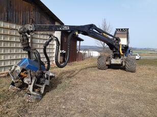 vikšrinė medžių kirtimo mašina ROTTNE H11