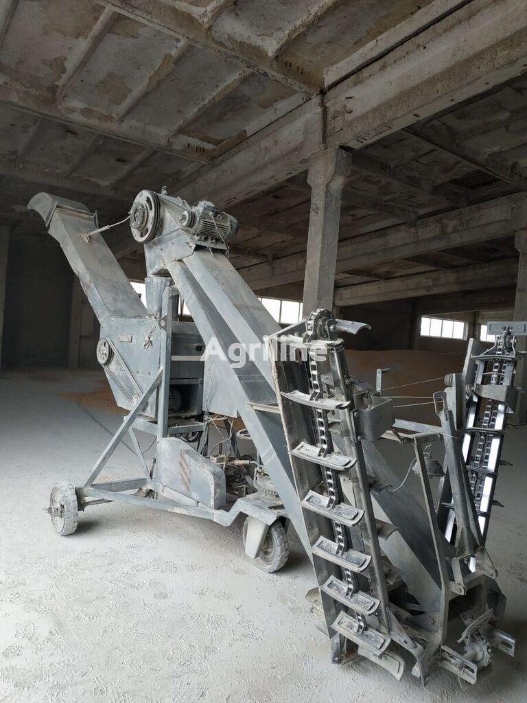 grūdų krautuvas ORECHOVSELMASH 3M 60