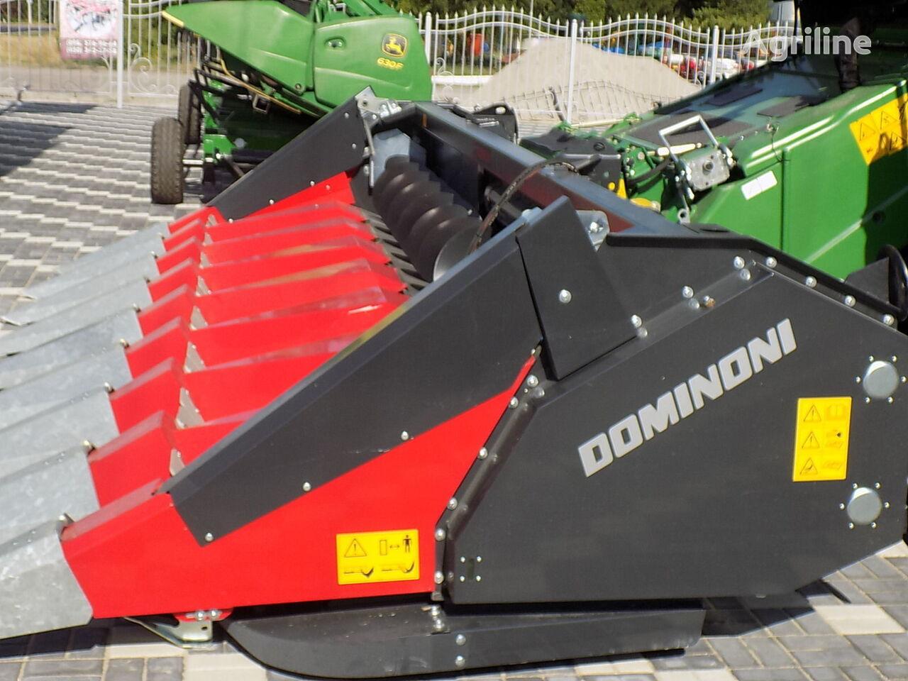 naujas kukurūzų pjaunamoji Dominoni  Dominoni Rock