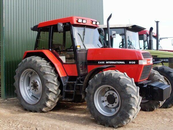 ratinis traktorius CASE 5130