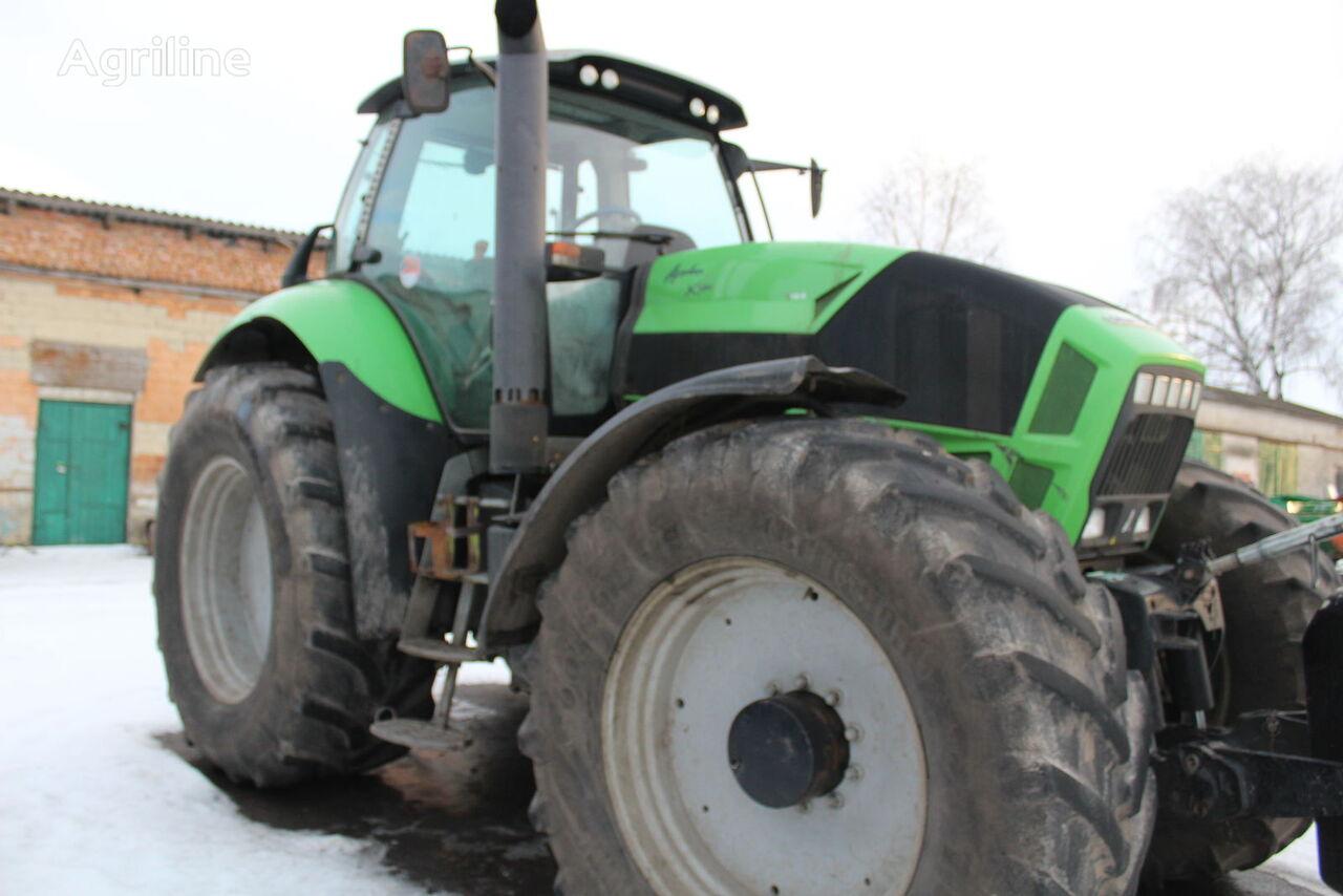 ratinis traktorius DEUTZ-FAHR Agrotron X720