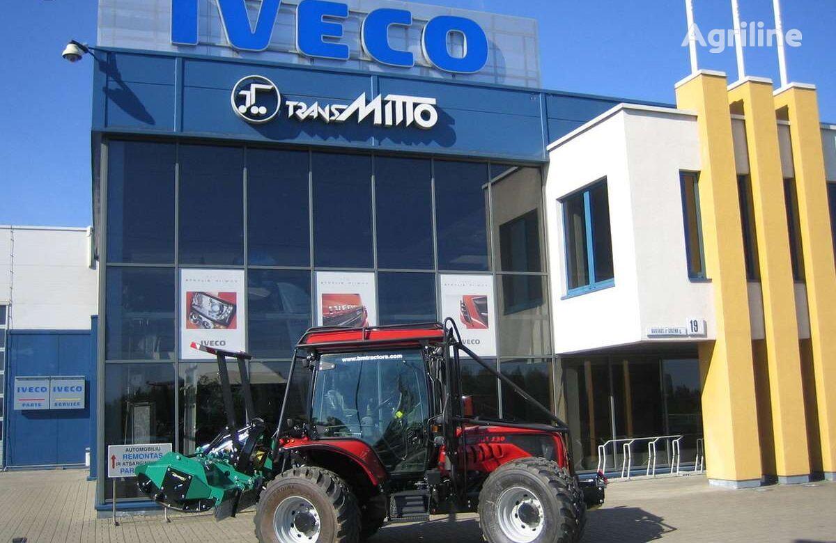 naujas ratinis traktorius Kita- Better 130, tractors