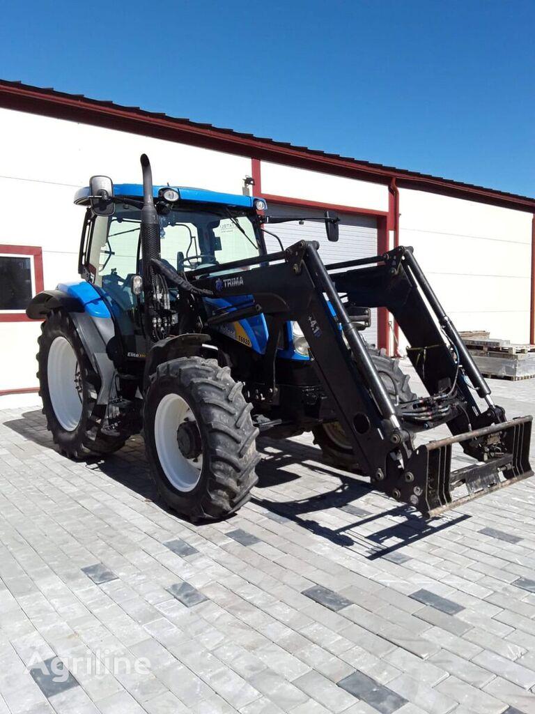 ratinis traktorius NEW HOLLAND T6020