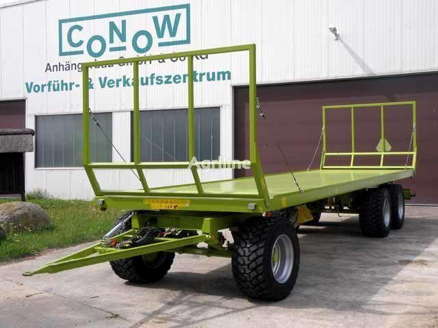 naujas traktoriaus priekaba CONOW Ballentransportwagen