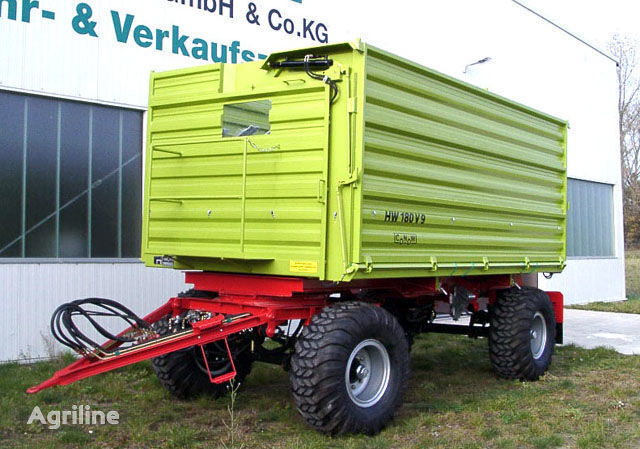 naujas traktoriaus priekaba CONOW HW 180 Zweiseiten-Kipper V 9