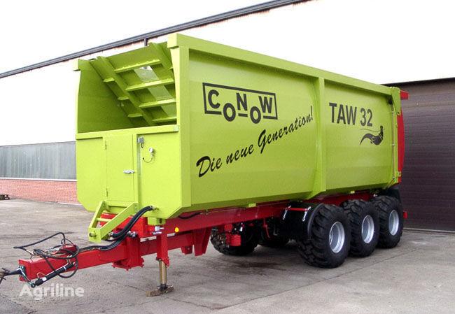 naujas traktoriaus priekaba CONOW TAW 32