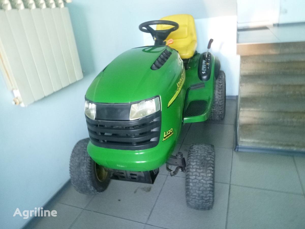 vejos traktorius JOHN DEERE L120